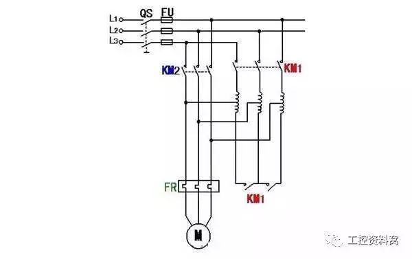 将串自耦变压器降压启动的继电接触器控制改造为plc控制系统