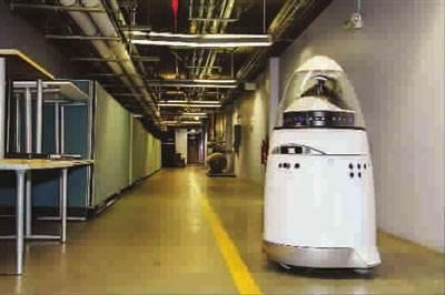 机器人进入安防市场会有什么样的景象