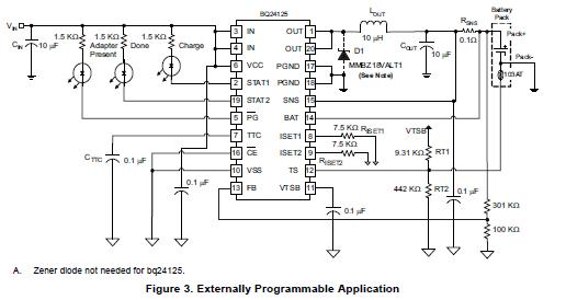 具有增强EMI性能的单芯片开关,锂离子和锂聚合物电荷管理芯片资料概述