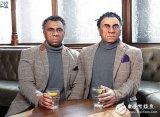 英国酒吧惊现人形机器人!让你真假难辨