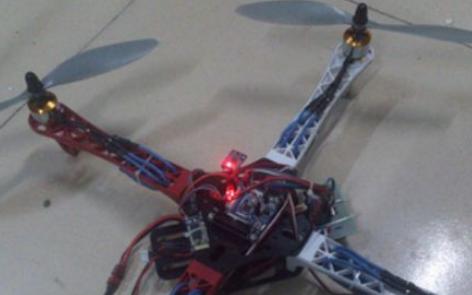 无人机设计中STM32库实现的模拟i2c代码