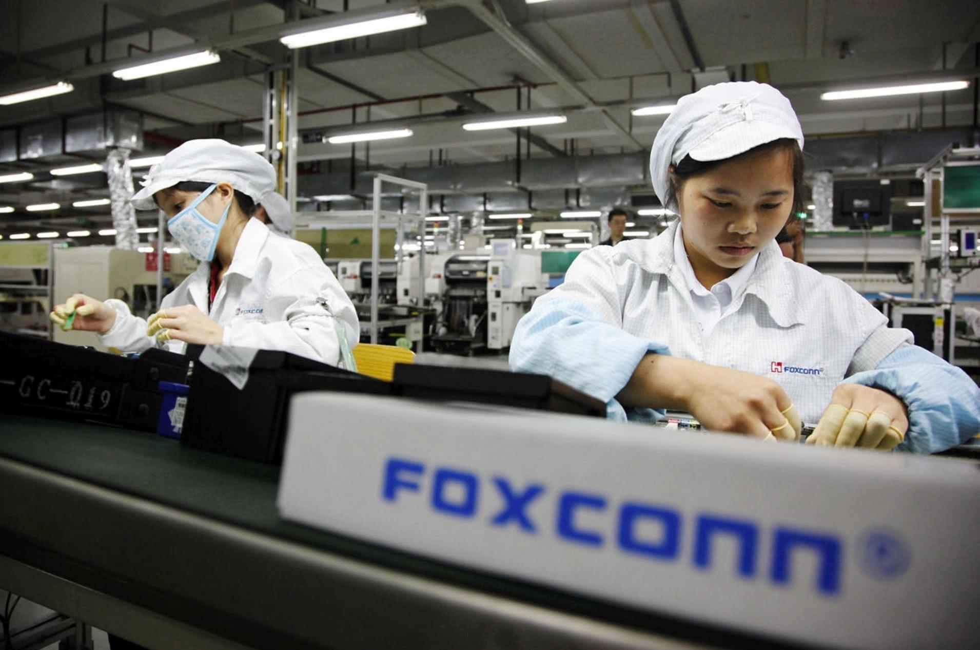 富士康在印度投资50亿美元设厂,人工被自动化制造...