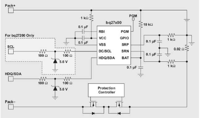 用于单节或两节电池供电的便携式应用的完整电池组设计资料免费下载