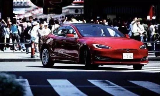 特斯拉项目落地京沪 新能源汽车产业格局将变图片