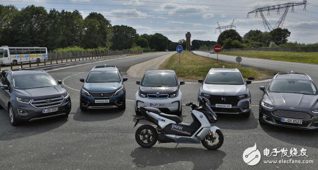 5G汽车联盟、宝马集团、福特和标志雪铁龙集团展示欧洲首个跨汽车制造商的 C-V2X直接通信互操作性演示