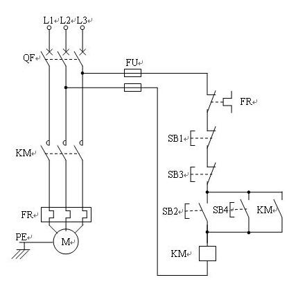 电路图和电气原理图的区别是什么?带你快速看懂电气控制电路图
