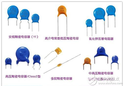 陶瓷电容的阻抗在音响器材中的影响和选取