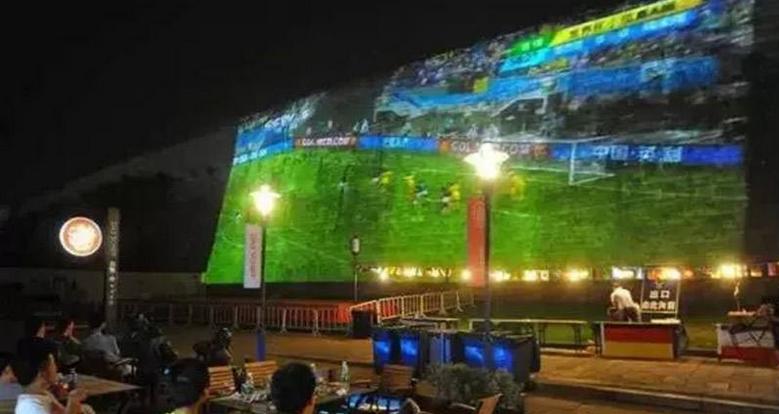 led显示屏创造智能化体验,掀起全民运动风潮