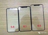 新iPhone玻璃面板曝光 LCD版边框略宽