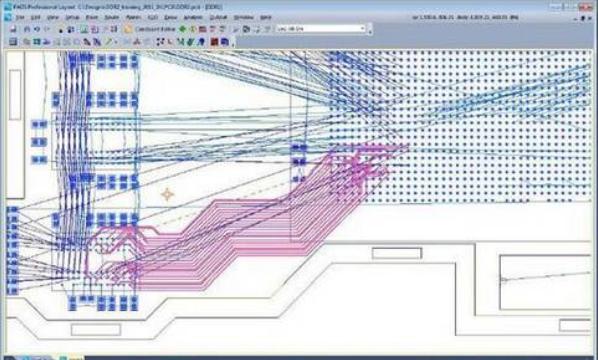 如何用草图完善自动布线的不足