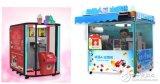 开森用机器人为卖甜品