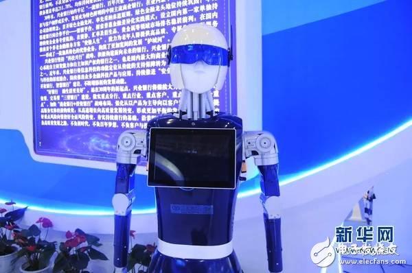 6·18机器人秀出新花样