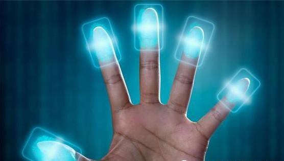 指纹识别在民用市场