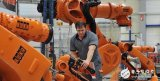 美的已正式拿下全球领先的机器人制造商库卡