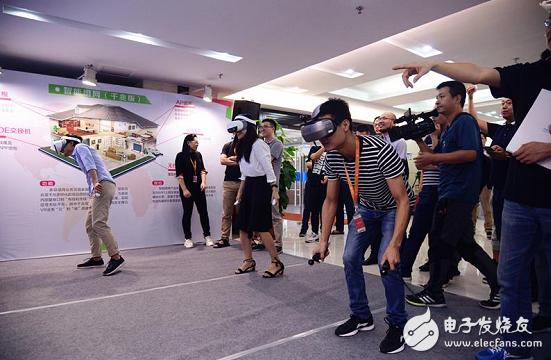 中国移动让智慧家庭业务从此迈入VR时代