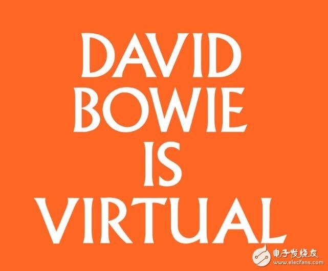 """索尼公司将发布AR和VR版的标志性博物馆回顾展""""David Bowie is"""""""