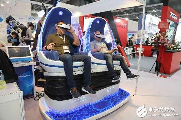 AI与5G推动VR普及全球