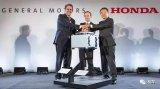 通用汽车将携手本田开发全新电动汽车电池
