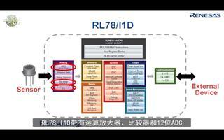 关于RL78/I1D解决方案的介绍
