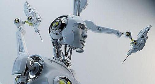 """钢铁勇士""""特种机器人""""勇猛无敌"""