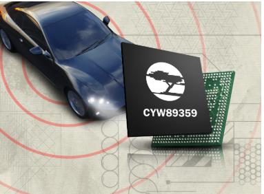 赛普拉斯的Wi-Fi®和蓝牙®Combo解决方案被应用于内置式车载接收器中