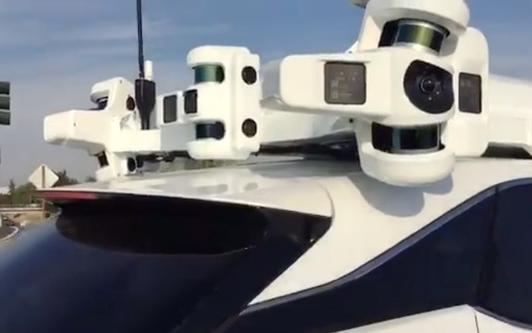 苹果加州增加自动驾驶测试车辆至66辆,仅次于通用、Waymo