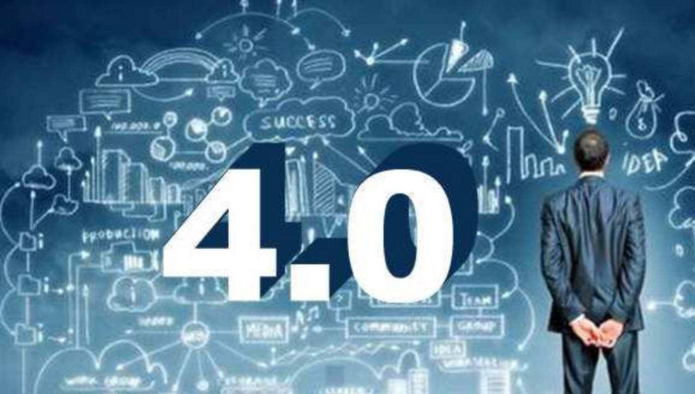 """工业4.0时代的到来,第四次工业革命""""把机器变成人"""""""