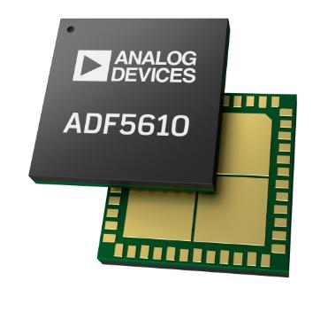 ADI推新款寬帶頻率合成器 可實現三大主要性能全...