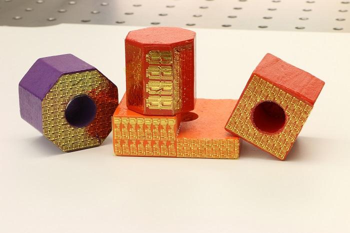 新式可裁剪电子薄膜,给贴纸赋予传感器功能