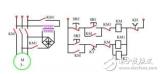 PLC梯形图与继电接触器控制电路对比