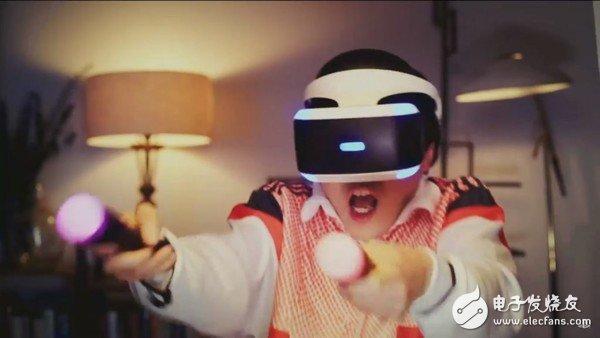 SIE两项与VR交互有关的专利揭秘