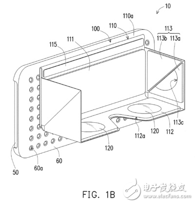 HTC的一项Cardboard类移动的VR专利,了解下