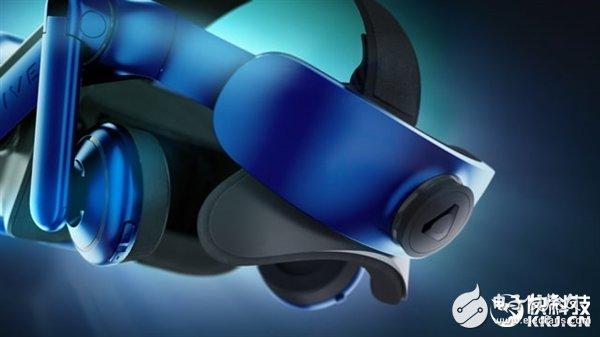 最新款Vive Pro头戴式VR装置,了解下