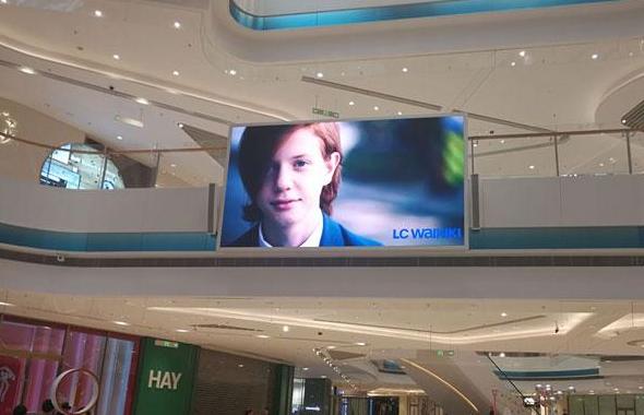 六套LED优质大屏,打造苏州城市新名片