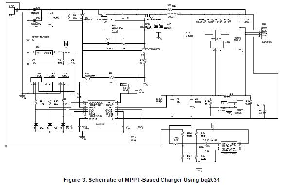 如何设计一个基于MPPT的铅酸电池充电器与BQ2031电池充电器
