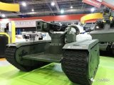 """""""坦克杀手""""机器人可能给地面战带来革命"""