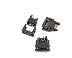 伍尔特推出新型连接器:无焊接和直插式连接,降低了组装和工艺成本