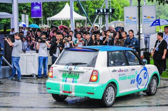 自动驾驶技术发展速度惊人,中国自动驾驶领域竞争不断加剧