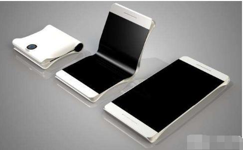 三星电子计划在明年初推出一款可折叠屏幕的智能手机