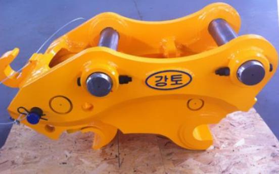 关于挖掘机快速连接器,你知道多少?