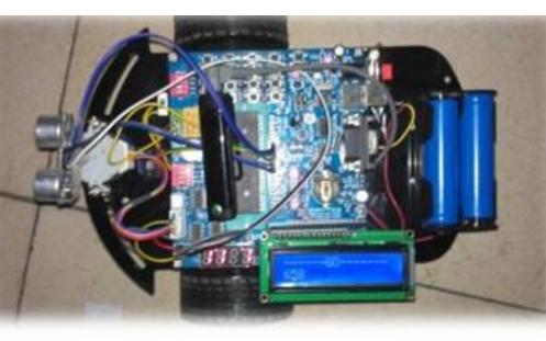 超声波避障车设计的详细资料合集免费下载