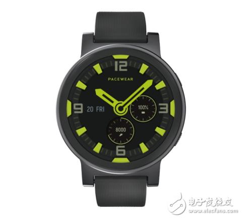 腾讯全栖运动智能手表P1获200万元众筹,现已开启预约
