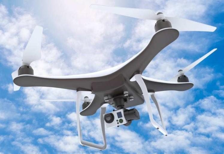俄罗斯研发可控制手机功能的无人机