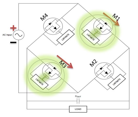 关于最新的全波桥式整流器龙8国际下载方案