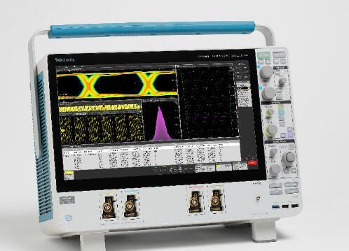 泰克推出6系列MSO混合信号示波器_提高速度及超低噪声