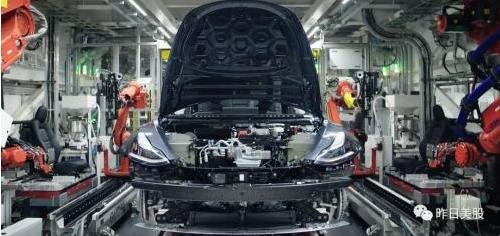 """特斯拉Model3销售毛利率或将达到30%,用实力""""打脸""""批评者"""