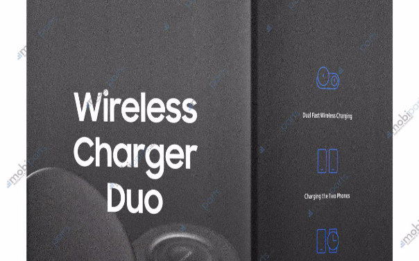 三星新款无线充电器将与Galaxy Note 9...