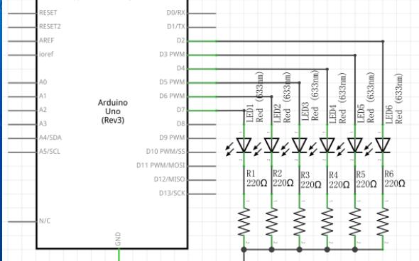 如何利用led灯编程模拟广告灯效果的详细资料概述
