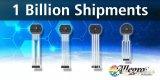 Allegro齿轮齿传感器IC迎来新里程碑,出货10亿颗