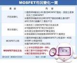 MOSFET缺口扩大 供应商有望量价齐升